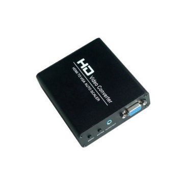 HDMI to VGA Converter Scaler 1080p