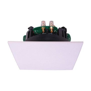 Opus One White Square Grille to Suit C0850 Platinum Plus Pair CS0850W