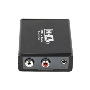 HDMI to Audio Converter / Decoder