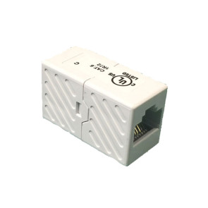 RJ45 CAT6 In Line Female to Female Coupler / Joiner