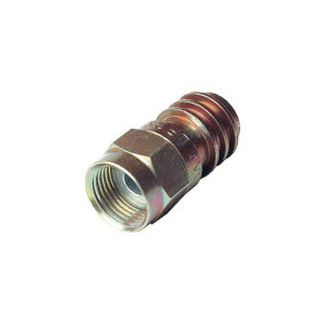 Connector RG59 F Type Crimp