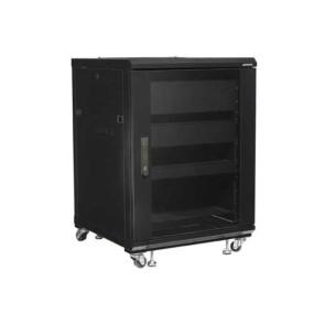 """Sanus 34"""" Tall AV Rack 15RU Component Rack for Home Theatre CFR2115"""
