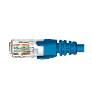 Cabac CAT6 Patch Lead Blue 1m PLC6BL1
