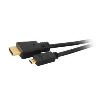 Pro2 Micro HDMI to HDMI Cable 2m HLV1165