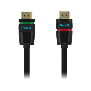 Pro2 Easylock HDMI Locking Cable v2.0 4K 5m ELHH050