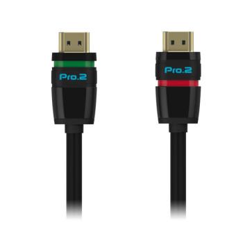 Pro2 Easylock HDMI Locking Cable v2.0 4K 3m ELHH030