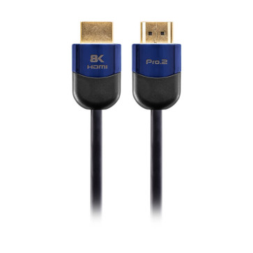 Pro2 Ultra High Speed Certified HDMI Cable 8K 48GBPS 0.5m HL8K0.5M