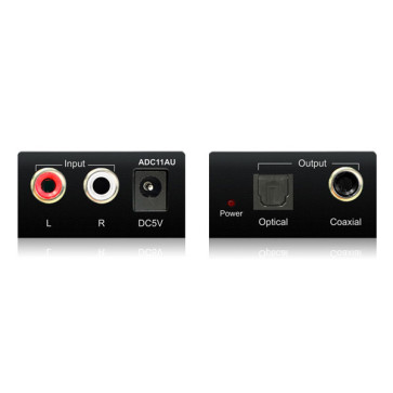 Blustream ADC11AU Analogue to Digtal Audio Converter