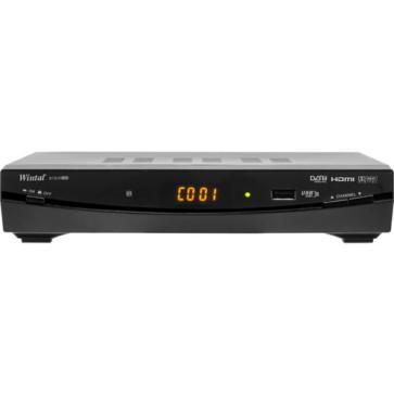 Wintal HD Set Top Box PVR USB Recording MPEG4 STB18HD