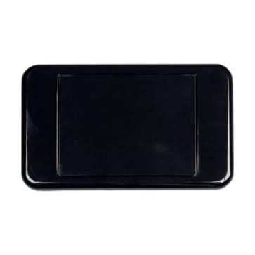 Digitek Custom Blank Wall Plate Black 05DWP00BK