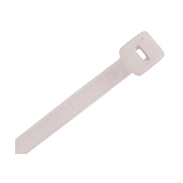 Cabac Cable Ties 200mm x 4.8mm Natural Pkt 100 CT200NT/100