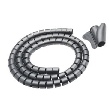 Easy Wrap 16mm Black Cable Management 1.5m