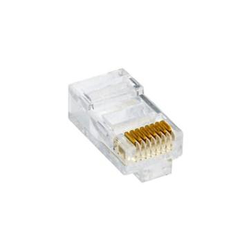 Doss RJ45 8P8C Plug CAT6 UTP 1PC EA PK3930