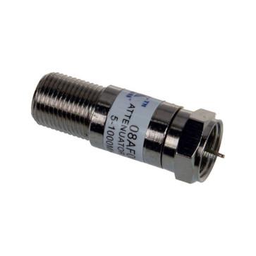 20dB Inline F-Type Attenuator