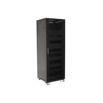 """Sanus 70.5"""" Tall AV Rack 36RU Component Rack for Home Theatre CFR2136"""