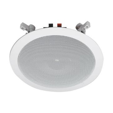 """Opus One 6.5"""" 35w 2 Way Round Ceiling Speaker C0873"""