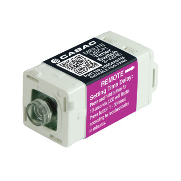 Cabac S-Click Minute Timer S-Premium 3-Wire (Clipsal Saturn) HNS446TM