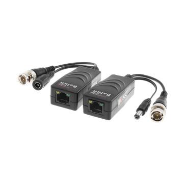 CCTV RJ45 UTP Video & Power Balun VPB45