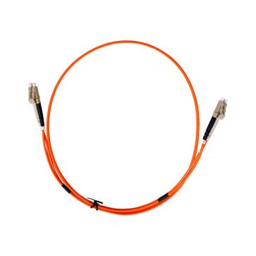 LC-LC Duplex OM1 Multimode Fibre Patch Lead 1m