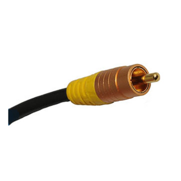 3m Subwoofer Cable 1 RCA Male to 1 RCA Male Digital Audio Lead 1RCA to 1RCA