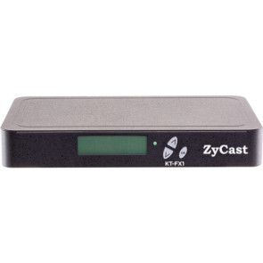 Zycast Single Input Foxtel HD Modulator KT-FX1