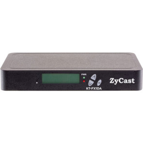 ZyCast Single Input Foxtel HD Modulator with Audio Delay (No Loop / No IR) KT-FX1DA