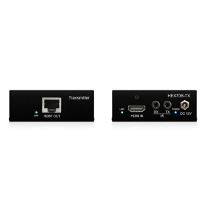 Blustream HEX70B-KIT 4K HDBaseT Extender Set TX
