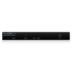 Blustream SW21AB-V2 2 Way 4K HDMI 2.0 Switch Front