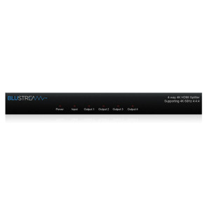 Blustream SP14AB-V2 4 Way HDMI Splitter Front