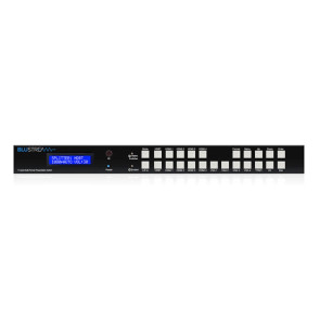 Blustream MFP112 11 Input Presentation Switch Front