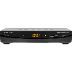 Wintal HD Set Top Box PVR USB Recording MPEG4 STB18HD