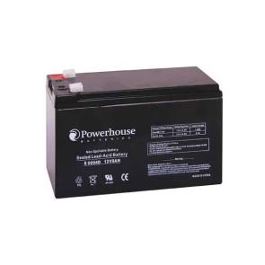 Powerhouse 12v 9Ah Sealed Lead Acid (SLA) Battery S5094D