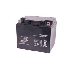 Powerhouse 12v 40Ah Sealed Lead Acid (SLA) Battery S5113D