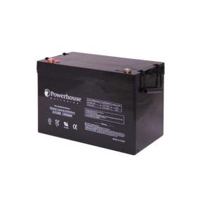 Powerhouse 12v 90Ah Sealed Lead Acid (SLA) Battery S5124D