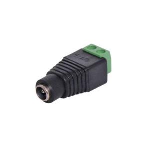 2.1mm Screw Terminal DC Power Line Socket