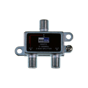 Digitek 2 Way F Type TV Antenna Splitter 5-1000Mhz 1LPP