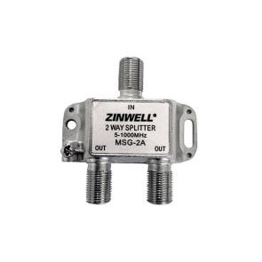 Zinwell 2 Way 1200Mhz Splitter for NBN HFC MSG-2A-1.2
