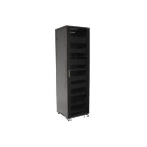 """Sanus 85"""" Tall AV Rack 44RU Component Rack for Home Theatre CFR2144"""
