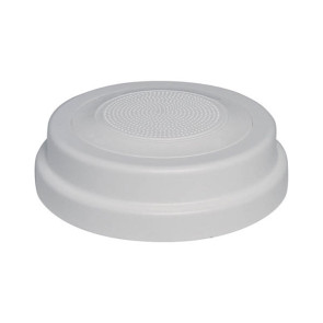 Redback 100mm 5w 100v One Shot Surface Mount EWIS Ceiling Speakers White C0703