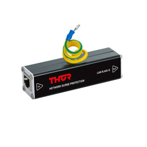 Thor Single High Speed Network Surge Protection RJ45-S