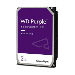 """Western Digital Purple Surveillance WD20PURZ 2TB 3.5"""" Internal Hard Drive"""