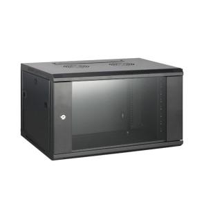 Hypertec S Series Wall Mount Enclsoure 6RU 600W 370H 450D