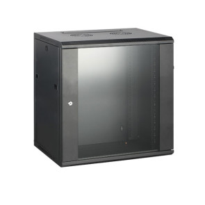 Hypertec S Series Wall Mount Enclsoure 12RU 600W 635H 600D