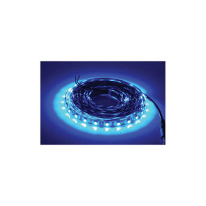 Genlamp 5050 Blue 12v IP30 LED Strip Light 5m