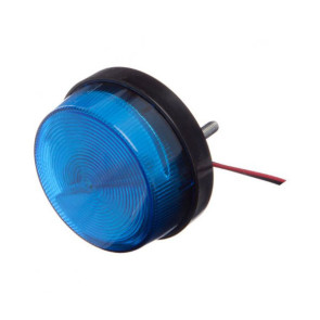 Blue strobe, 12V DC, LED version, water proof CSD-1005