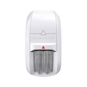 Paradox 16m Microwave + Dual Mironel Optics Detector, Pet Immune, Anti-Masking PDX-NV75MW