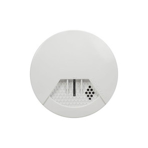 Paradox Wireless Photoelectric Smoke Detector Ceiling Mount 433MHz SD360