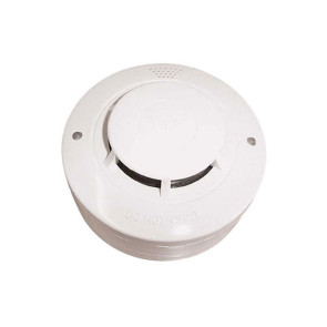 NB326 Series Photoelectric Smoke Detector with Buzzer Auto Reset 12VDC NB326-S-4-12