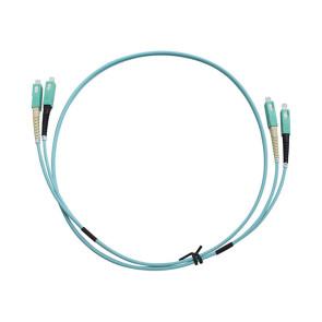 SC-SC Duplex OM3 Multimode Fibre Patch Lead 3m