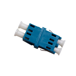 LC Singlemode Duplex Thru Adaptor